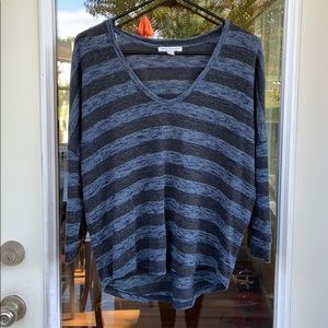 American Eagle Striped Sweater
